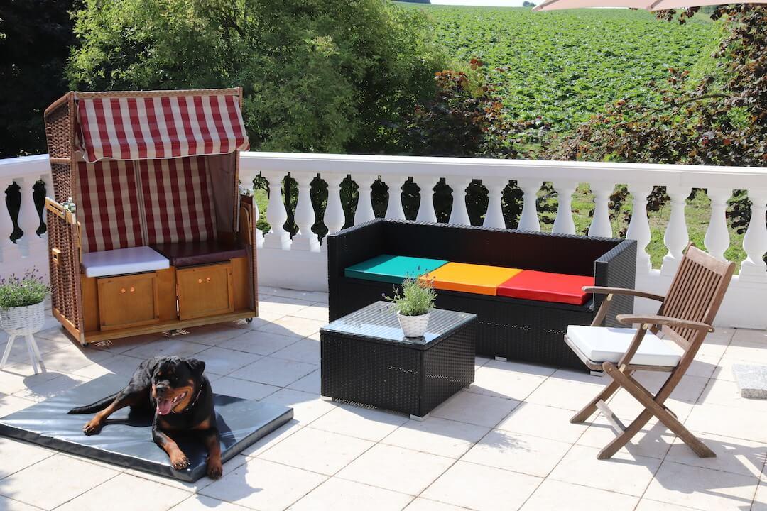 Outdoormatten für Gastro, Hobby und Garten